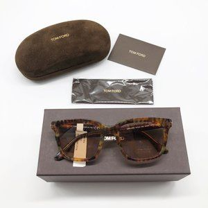 TOM FORD Men's Marco 2 Brown Sunglasses